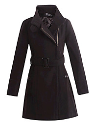 Asolia Women's All-match Fashion Winter Coat
