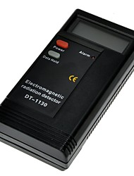 testeur détecteur lcd numérique rayonnement électromagnétique EMF dosimètre dt-1130 prime