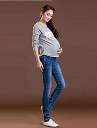 Maternity's Diamond Wash Jeans Maternity Pants