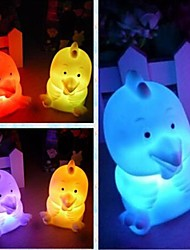 Coway Twelve Zodiac Chicken Colorful LED Nightlight