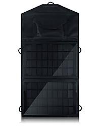 Cargador portátil plegable 7w solar batería externa para samsung nokia sony htc etc