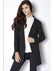 SLY&ME Women's Slim Short Suit Blazer