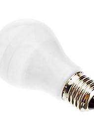 10W E26/E27 Круглые LED лампы A60(A19) 24 SMD 2835 850 lm Тёплый белый AC 220-240 V