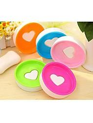 Love Soap Box Shape(Random Color)