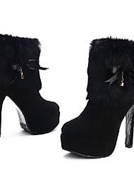 Como na Imagem ) Sapatos de Senhora - Plataforma