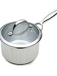 BODEUX® Solid Material Hardness Royal Milk Pot 304 Stainless Steel 23cm*16cm*10cm