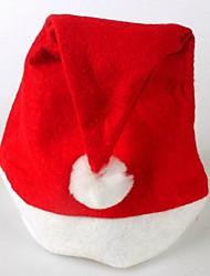 Chapeaux non-tissé de Noël de 12pcs adultes