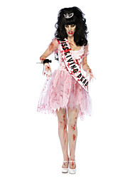 Performance Women's Halloween Costume Dress(Including Dress,Sash)