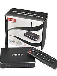 Quad Core Android Smart TV Box  Build in Camera and Mic M8S