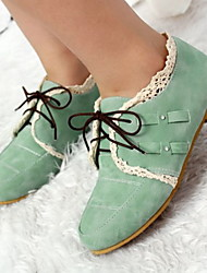 Women's Shoes Comfort Flat Heel Oxfords Shoes More Colors available