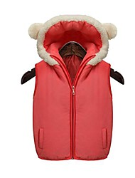 Women's Fashion Hoodies Down Vest Coat(More Colors)