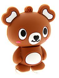 ZP34 8GB Cartoon Lovely Bear USB 2.0 Flash Drive Assorted Color