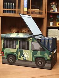 auto giocattolo multifunzionale scatola di immagazzinaggio del panno oxford pieghevole
