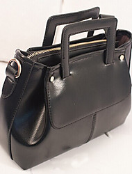 BlKl koreanisch eleganten Tasche (schwarz)