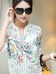 women'sthe новый женский улице оснастки printingouterwear