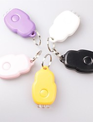 LT-BG Waterproof Mini No. Seven Battery 300LM LED Flashlight Keychain
