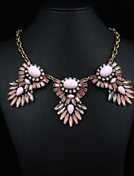 Women's Fashion Luxury Gem Necklace