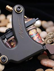 tempero liner máquina de tatuagem COMPASS® 8 envolve estrutura de aço