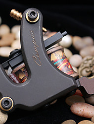 máquina de tatuaje COMPASS® forro especia 8 envuelve marco de acero