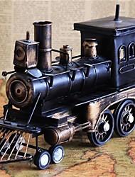 """5.9 """"h l'ancien manuel de la marque de garçon articles d'ameublement faire vieux modèle de locomotive à vapeur d'époque"""
