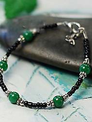 Suofeiya Coral Beads Bracelet_s14 Green