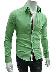 Giorgio Men's Fashion Leisure Shirt