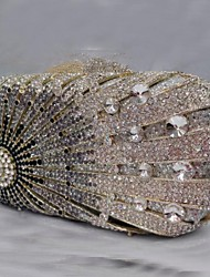 Women's Fashion Design Crystal Dinner Party Purse