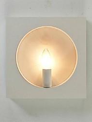appliques 1 luce semplice e moderno artistico
