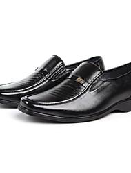 Zapatos de Hombre Mocasines Casual Cuero / Semicuero Negro