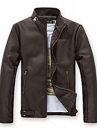moda pu jaqueta de homens Taichang ™