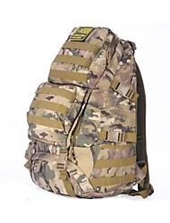 wasserdichte Outdoor-Profi Nylon Camouflage 40-50l Bergsteigen Taschen
