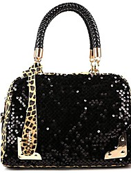 Women's Sequins Shoulder Hand Bag Crossbody Bag