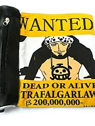 одна часть Трафальгарской закон желтый pencial дело косплей аксессуары