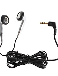 3.5mm Jack On-Ear Earphone for iPhone / iPod / HTC / Samsung (120cm)