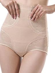 nylon / lycra de cintura alta bragas de conformación sexy (más colores)