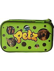 милый животных собаки&кошки защитник крышка сумка для Nintendo DSL NDS Lite консоли