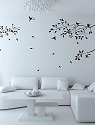 Wall Stickers Wall Decals, Family Tree Bird PVC Wall Stickers