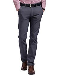 Lesmart Men's Slim Pants Gray - DW13448