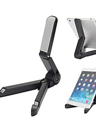 tragbare verstellbare Klappständer Halter für iPad, Samsung Tablet andere 7-10-Zoll-Tablet-PC (Farbe sortiert)