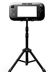 Adjustable Floor Clip Mount Dock Stand Holder for Nintendo Wii U Gamepad