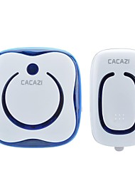 CACAZI 9809 Wireless AC Digital Remote Control Home Doorbell
