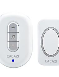 cacazi c-9918 télécommande sans fil sonnette domicile