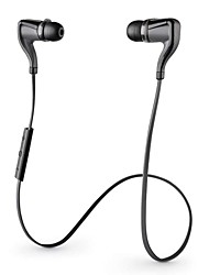 Plantronics BackBeat ™ go 2 bluetooth senza fili auricolari stereo sport per ipad / iphone 6 / ipod / samsung / nero