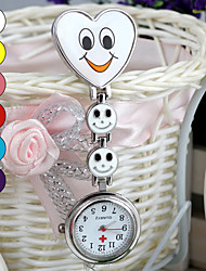 Women's Watch Fashion Nurse Style Pocket Watch Cool Watches Unique Watches