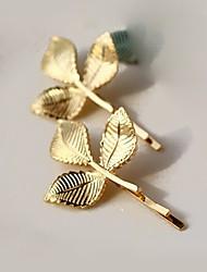 Leaf Vintage Fashionable Elegant Hair Accessory