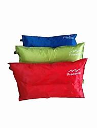 acampamento ao ar livre inflável travesseiro almofada em cor aleatória