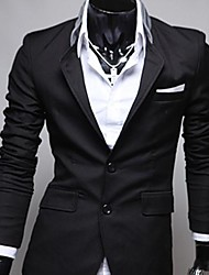 Men's Casual Slim Fit Jacket Blazer Stylish Blazer