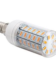 10W E14 / E26/E27 LED Mais-Birnen 48 SMD 5730 1000 lm Warmes Weiß / Kühles Weiß AC 220-240 V