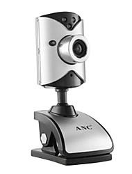 Aoni CNA c230 1.3 megapíxeles Mini cámara web con micrófono incorporado