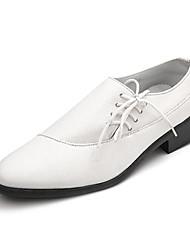 TPU Champagne Dress Shoes